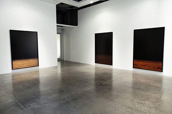 Installation View, Ramis Barquet Gallery, 2010