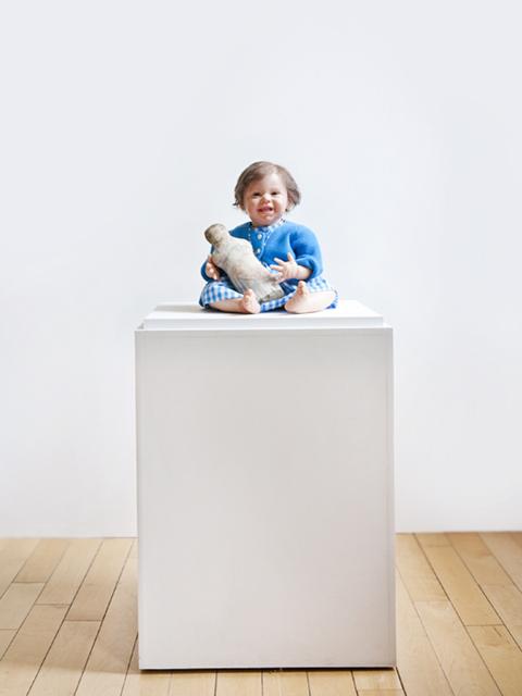 Harper & Arnold Print Works Doll, 2015